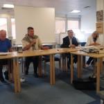 Assemblée générale du CDH14-18 aux archives départementales de la Drôme pour l'année 2013