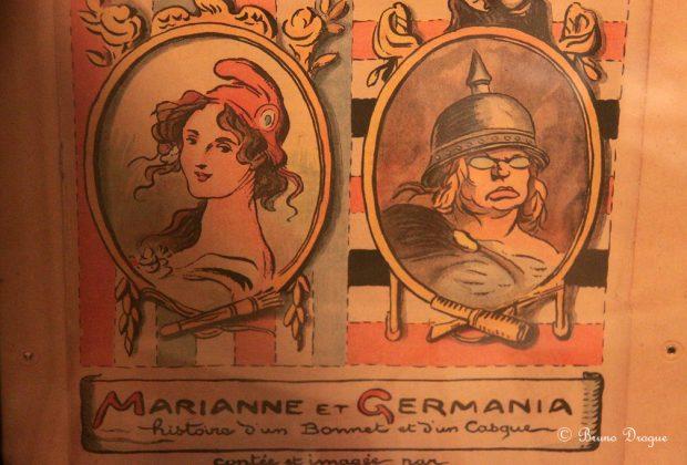 Commémoration du centenaire de l'Armistice de 1918 à Chabeuil