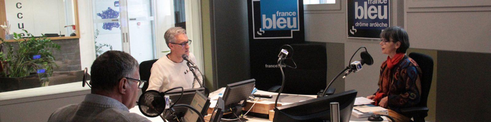 Intervention du CDH14-18 à France Bleu Drôme Ardèche
