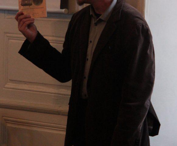 Intervention des membres du CDH14-18 au musée de Die