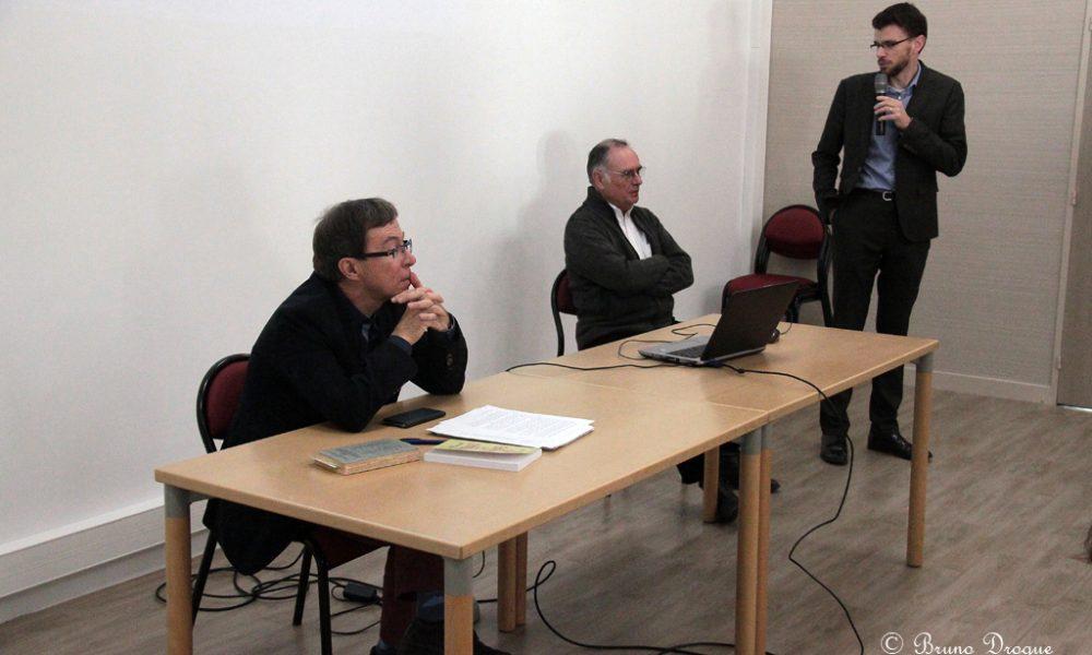 Conférences aux Archives départementales de la Drôme dans le cadre du comité d'histoire départementale 14-18